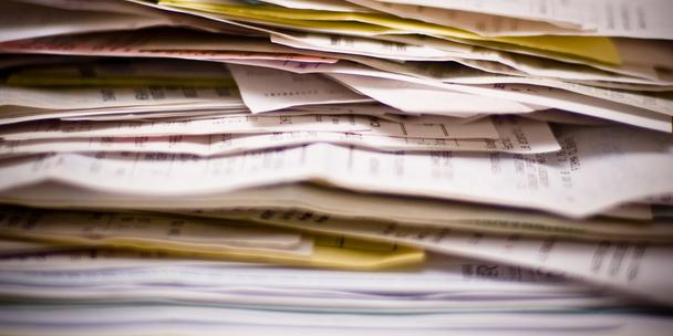 Destrucción de documentos con información personal