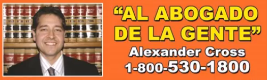 Abogado Alexander Cross en California experto en Defensa Criminal