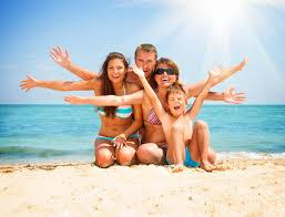 Cómo planear unas vacaciones en familia económicas
