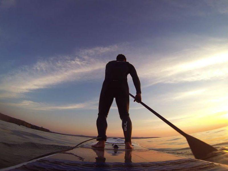Paddle surfing: uno de los deportes más completos