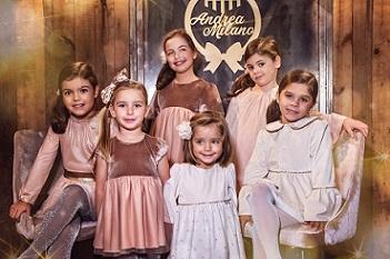 Colección Andrea Milano Variedad y buen gusto para los niños