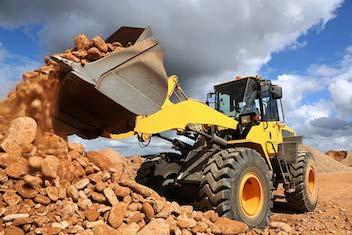 Contrato de arriendo de maquinaria pesada: alivio en las construcciones
