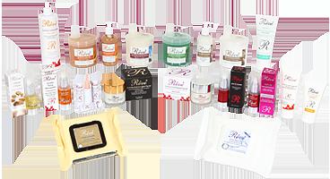 Productos cosméticos de calidad