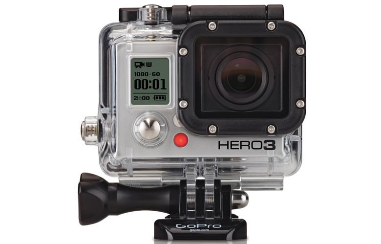 Diferentes cámaras GoPro, Diferentes usos