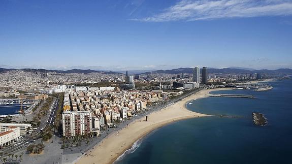 Regala un tour por Barcelona en Harley