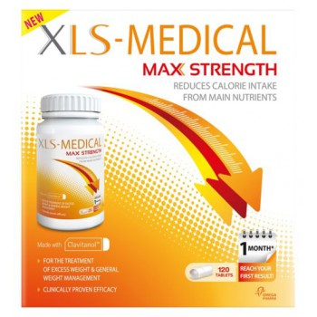 Xls medical max strength-farmaciamarket