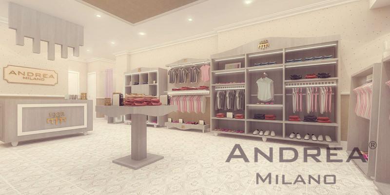 Como vestir a las niñas con ropa Andrea Milano