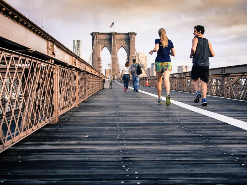 Beneficios de practicar ejercicios al aire libre