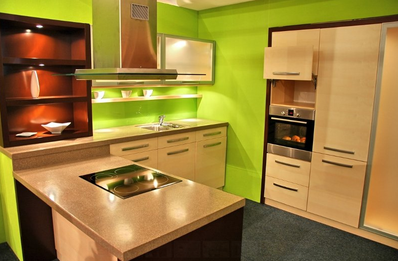 ¿Qué debe tener una cocina moderna y práctica?