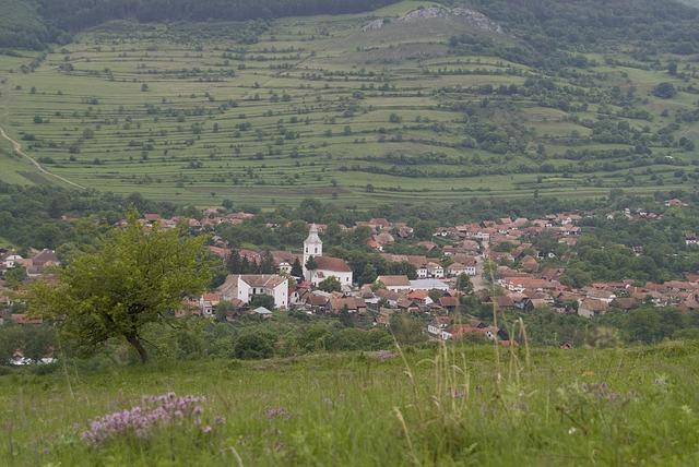 Los castillos y senderismo en Transilvania te esperan