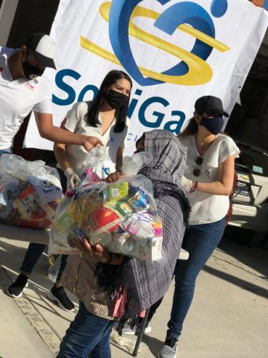 Fundación Sonigas apoya a los mexicanos en riesgo